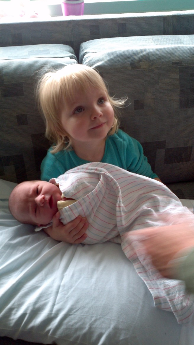 Lydia and Alexa